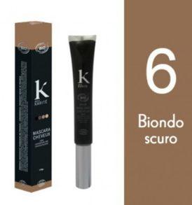 Mascara per capelli biondo scuro - K pour Karitè