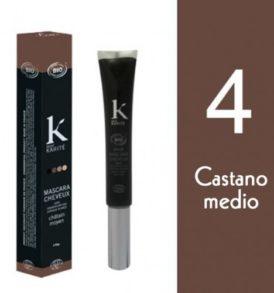 Mascara per capelli castano medio - K pour Karitè