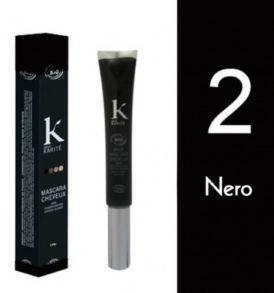 Mascara per capelli nero - K pour Karitè