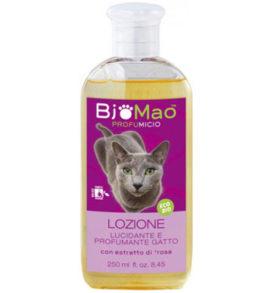 Lozione Lucidante e Profumante Gatto Bio Bao