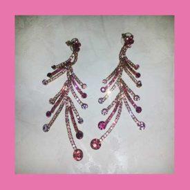 orecchini-rosa-pendenti-con-strass